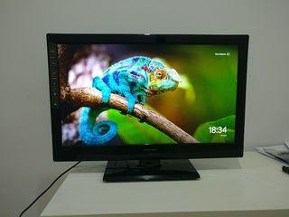 5bb5b84a1f93 Televisor 24 pulgadas de segunda mano en Barcelona en WALLAPOP