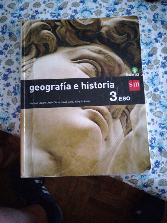Geografía e Historia 3 Eso SM