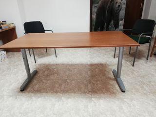 Mesa para oficina Ikea de segunda mano en WALLAPOP
