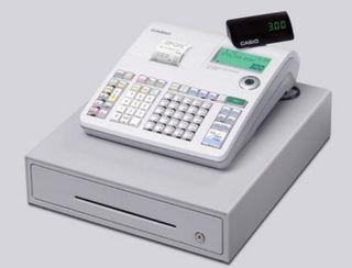 Caja Registradora Casio SE-S300