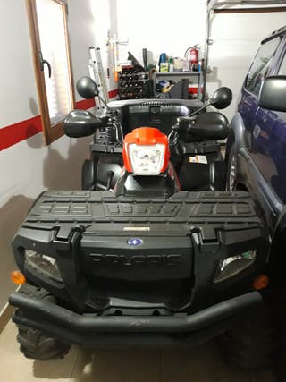 Quad polaris sportman 800