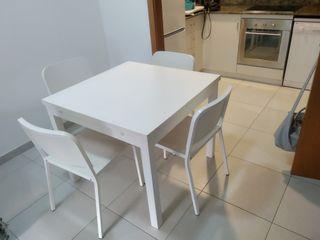 mesa extensible +4illas