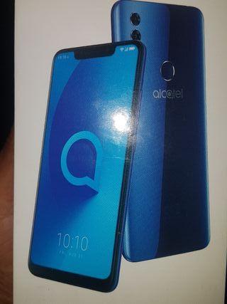 Smartphone y Alcatel 5v