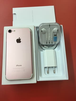 IPhone 7 rosa. TUTTOMOVIL LEGANÉS