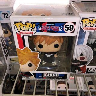 Funko Pop ichigo bleach