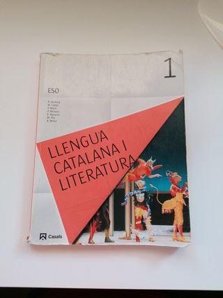 libro de llengua catalana i literatura 1rs eso