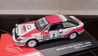 Toyota Celica GT4 escala 1/43