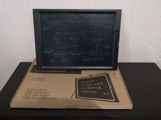 """Pizarra LCD de 21"""" NUEVA"""