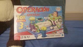 juego operacion toy story