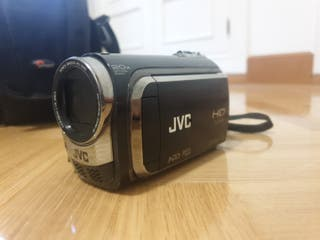 cámara de video jvc everio hd