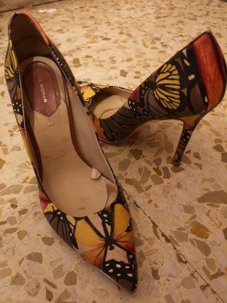 Zapatos de tacón de Sara