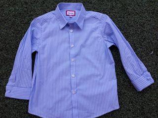 Camisa con gemelos 4-5 años
