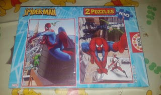 puzzles spiderman