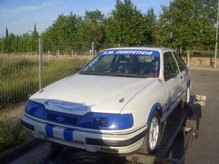 Ford Sierra Xr4i preparado tandas o subidas.