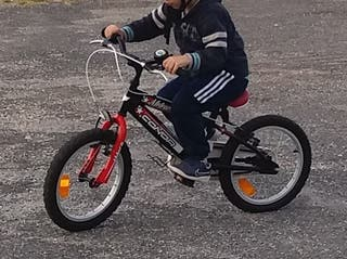 "Bicicleta Conor Meteor_ 16""."