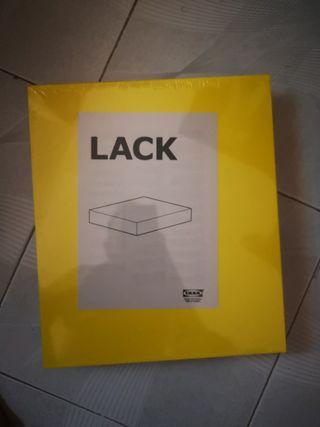 4 Estanterías Ikea