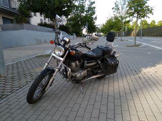 Honda CMX Rebel 250