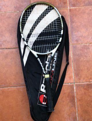 Raqueta de tenis babolat venom tx 645 cm cuadrados