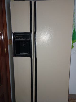 frigorífico doble americano