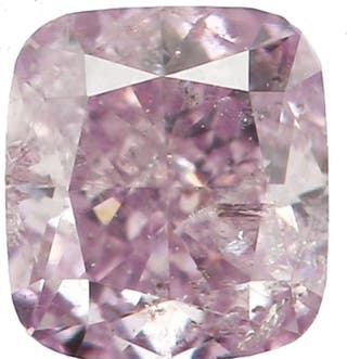 Diamante GIA fancy rosa purpura