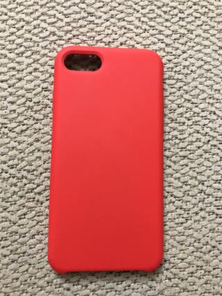 Funda iPhone 7 & 8 Roja