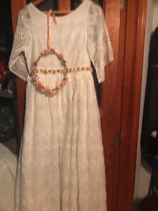Vestido Ibicenco Comunión
