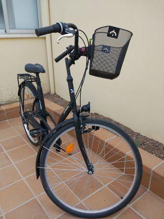 Bicicleta de paseo. Talla L