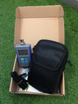 Medidor potencia fibra Óptica