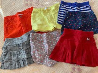2d85c9f9b Falda pantalón niña de segunda mano en la provincia de Málaga en ...