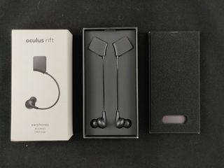 Auriculares para Oculus Rift