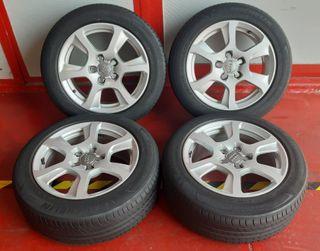 Llantas Audi A3 A4 A5 A6 5 x 112 205 55 16 91V