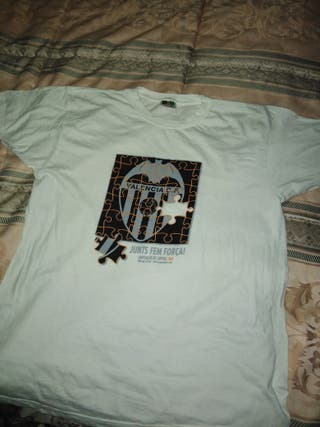 06303a44 Camisetas Valencia de segunda mano en WALLAPOP
