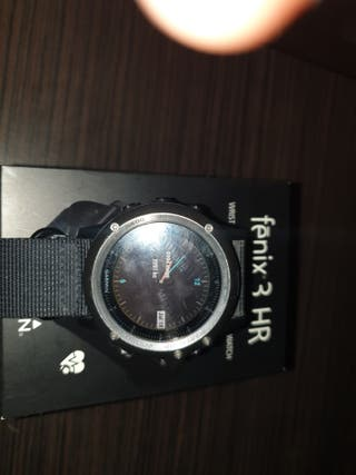 Garmin fenix 3 hr shafire