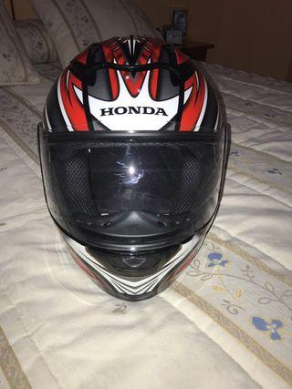 Casco integral suomy Honda original