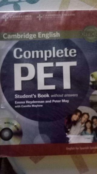 Libro inglés segundo eso