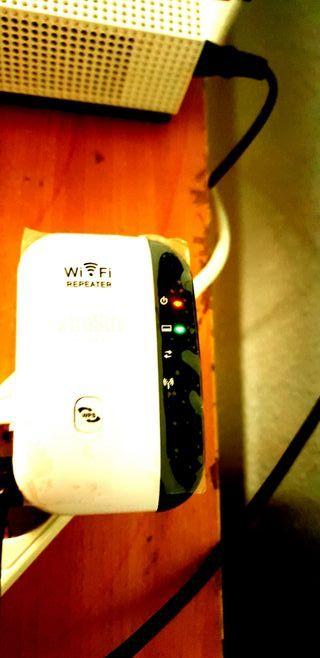 amplificador de wifi necesito persona !