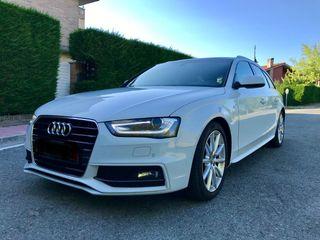 Audi A4 avant 3.0 2014