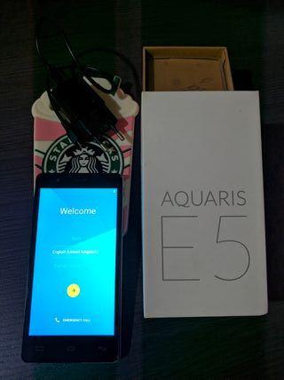 Smartphone Bq Aquaris E5 HD