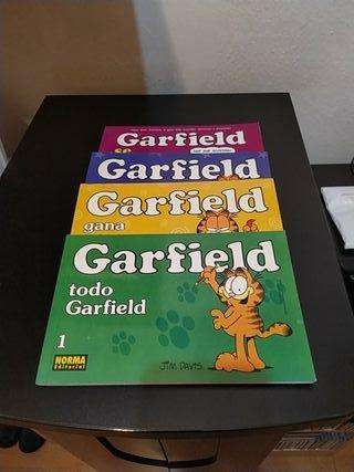 Còmics de Garfield