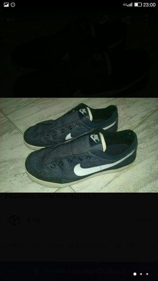 215ecfa483f6b Zapatillas Nike de segunda mano en Sevilla en WALLAPOP