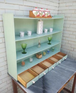Mueble de cocina años 50