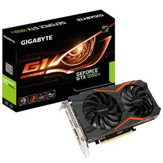 Gigabyte GeForce GTX 1050Ti G1 Gaming 4GB