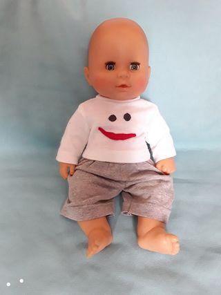 muñeco MATELL 38 cm
