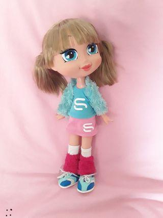muñeca NUEVA TEEN JAGGET
