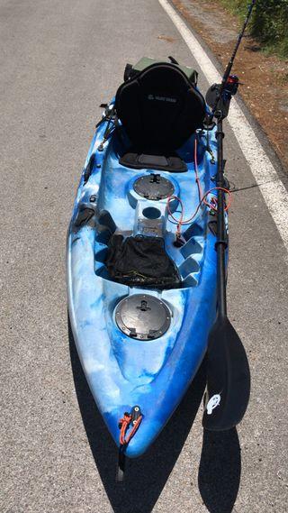 """Kayak galaxi """"rider"""" pesca"""