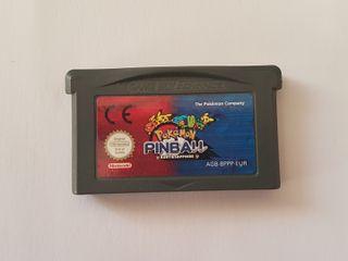 Pokemon Pinball GameBoy Advance