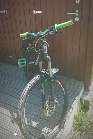 bicicleta TREK BRUISER ONE DUAL