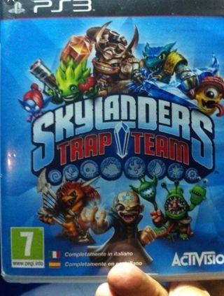 Pack skylanders PS3