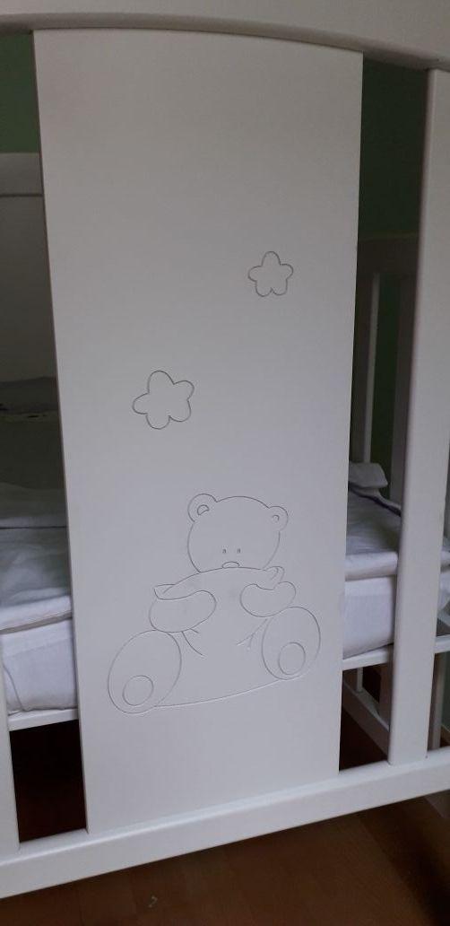 2 Llitets infantils/ cuna infantil (pack de 2)