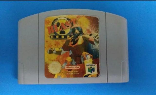 Nintendo 64 - Blast Corps